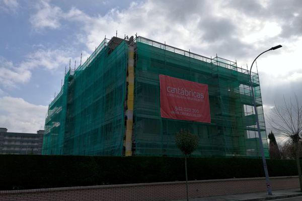 reforma de edificio